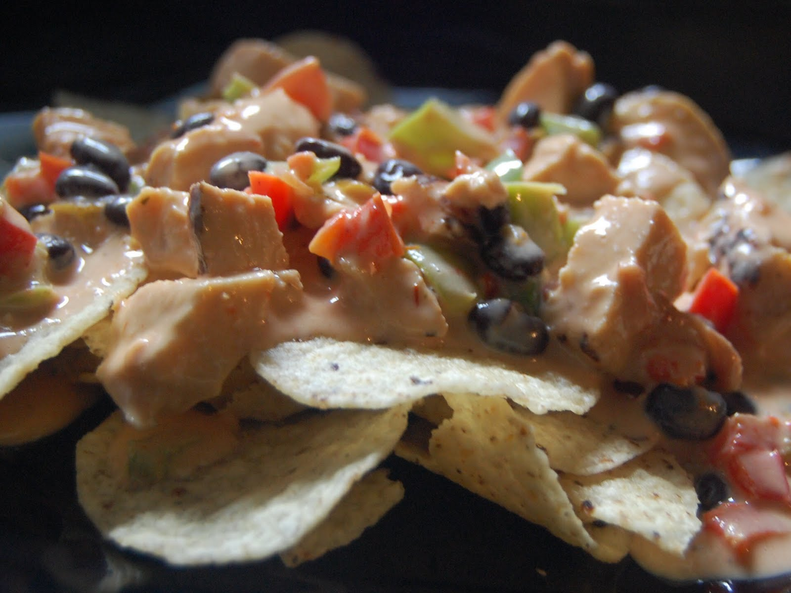 Slow Cooker Spicy Chicken Nachos Recipe From Betty Crocker