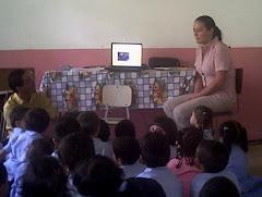 TALLER DE ELABORACION DE DIBUJOS, LUNES 10 DE SEPTIEMBRE 2007, NIÑOS Y NINAS, CENCINAI SAN ANTONIO