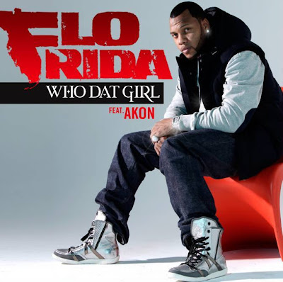 Who Dat Girl Flo Rida Ft Akon Album Cover