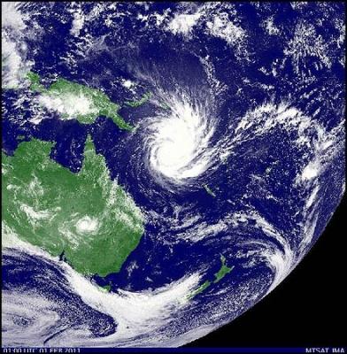 Radar Images Of Cyclone Yasi. Cyclone+yasi+satellite+map