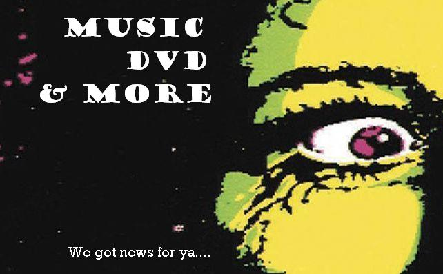 Music DVD and More