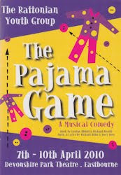 The Pajama Game The Rattonian Youth Group