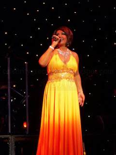 Jane McDonald in Eastbourne September 2010