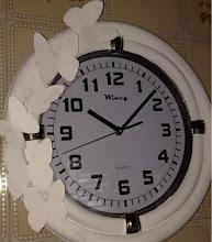 Como eu fiz - Relógio