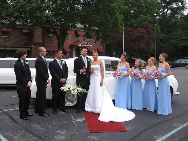 My Wedding  ~~ July 4, 2008