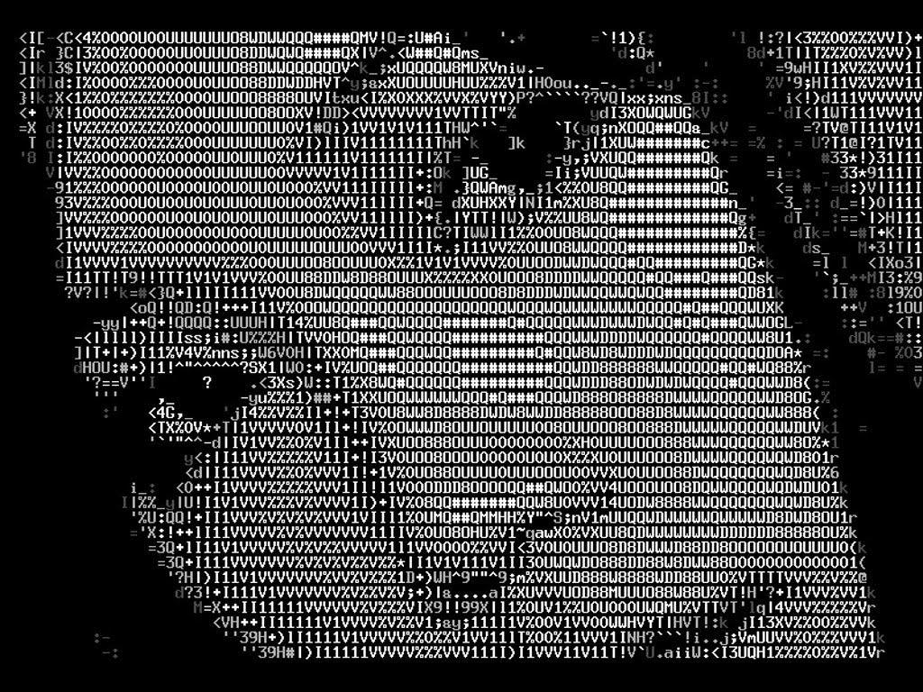 Single Line Ascii Art Faces : Ascii art generator v portable thinapp