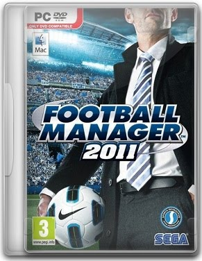 Football Manager 2011 PC (Completo) + Crack Baixar