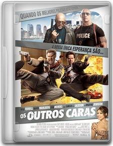 Capa Os Outros Caras   DVDRip   Dublado (Dual Áudio)