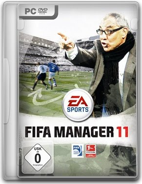 FIFA Manager 11 - PC (Completo) + Crack