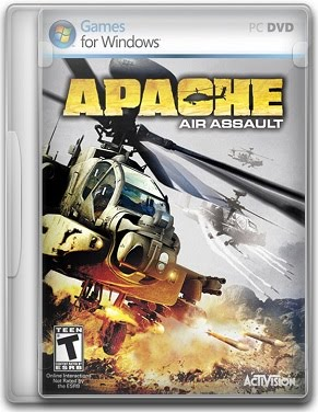 Apache: Air Assault - PC (Completo) + Crack