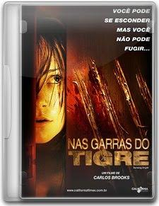 Capa Nas Garras Do Tigre   DVDRip   Dublado (Dual Áudio)