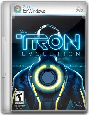 Capa TRON: Evolution   PC (Completo) + Crack