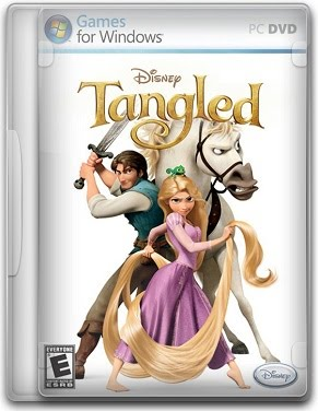 Capa Tangled: The Video Game   PC (Completo) + Crack
