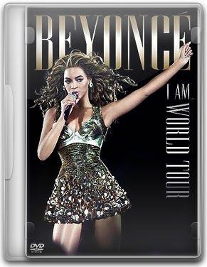Capa Beyoncé – I Am World Tour – DVDRip