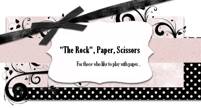 """The Rock"", Paper, Scissors"