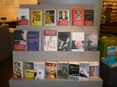 La librairie La Galerne au Havre
