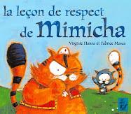 La leçon de respect de Mimicha