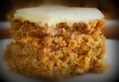 Buttermilk And Vinegar In Carrot Cake