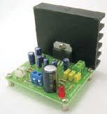 Skema Power amplifier