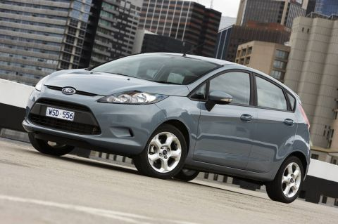 Ford has upgraded its entire Fiesta range, giving every model standard
