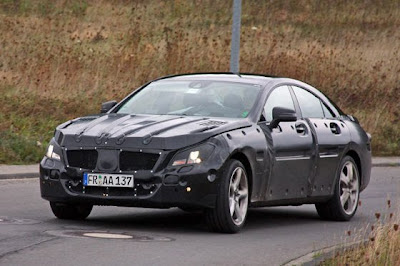 2012 Mercedes CLS63 AMG: