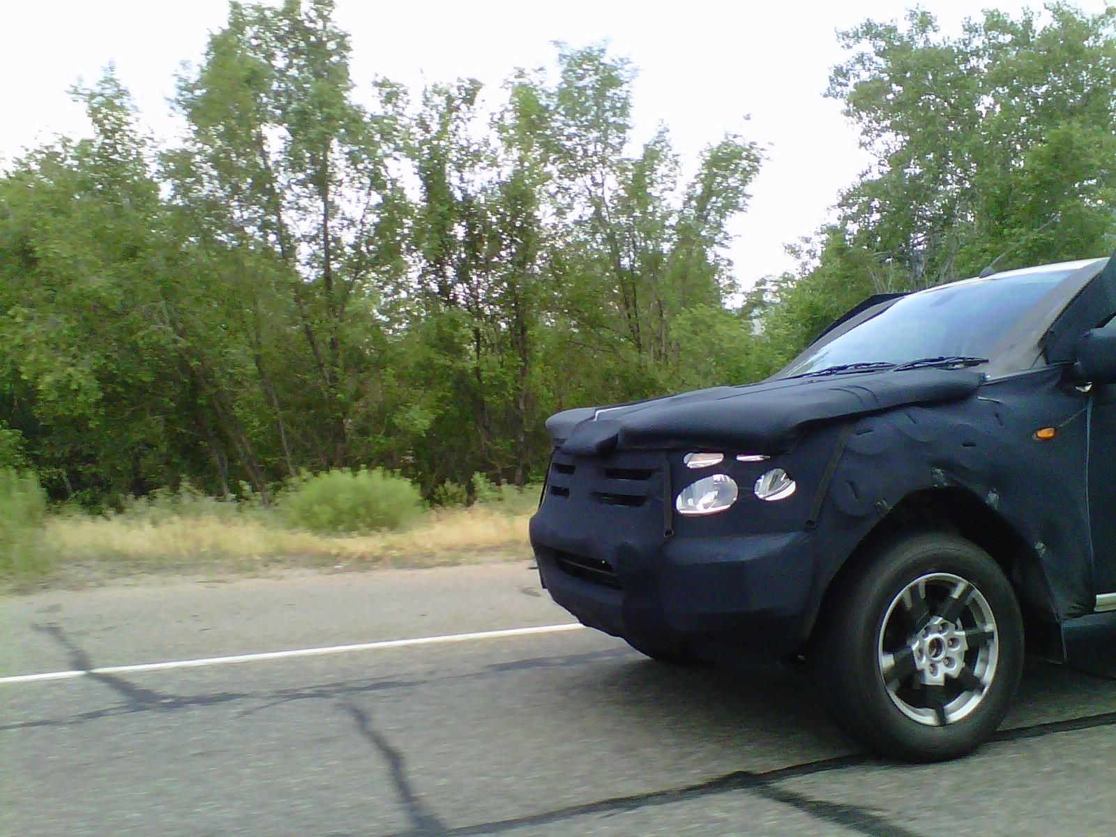 October Ford Ranger Incentives