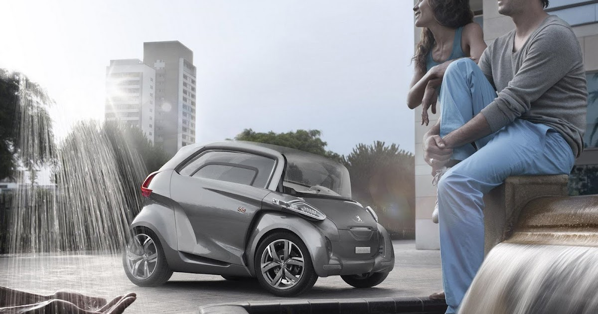 Expensive New Cars Peugeot Bb1 Concept Nearing To Production