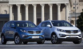 Kia Sportage launched with 2.0 litre petrol engine (UK)
