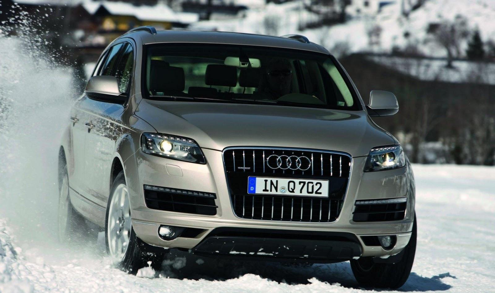 Audi q7 2015 diesel price 14