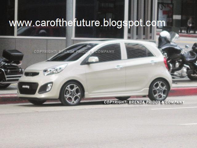2011 - [Kia] Picanto 2 2011+Kia+Picanto_Morning+2