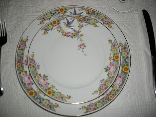 Thomas Bavaria Elmsford antique china