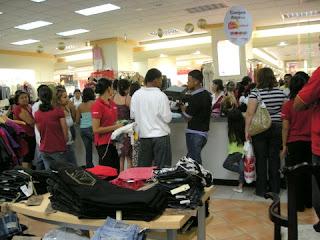 Carrion store, La Ceiba, Honduras