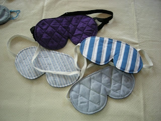 La Gringa's sleep masks