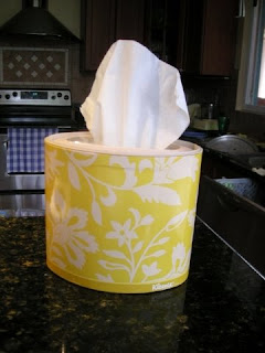 cool Kleenex box