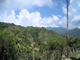 Nombre de Dios mountains, Honduras