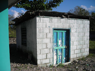 cook house, El Porvenir, Honduras