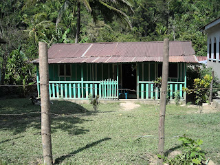 Green house in Honduras