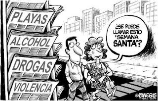 Semana Santa, Honduras