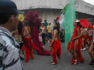 La Ceiba Carnaval, Honduras