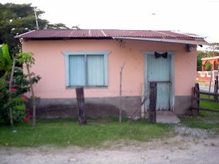 house, El Porvenir, Honduras