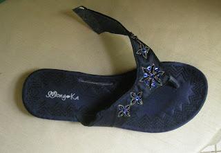 cheap Chinese flip flops