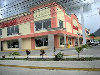 new store, La Ceiba, Honduras