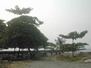 Beach, La Ceiba, Honduras
