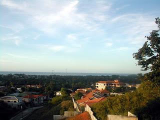 Ocean view, La Ceiba, Honduras