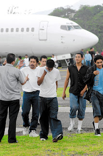 deportations, Honduras