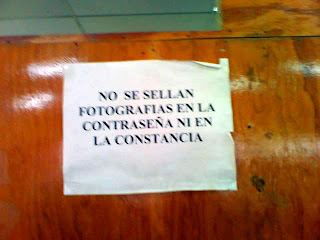 sign, La Ceiba, Honduras
