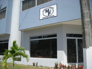 Ministerio Publico, La Ceiba, Honduras
