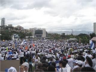 Blancas in Honduras