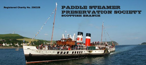The Paddle Steamer Preservation Society - Scottish Branch