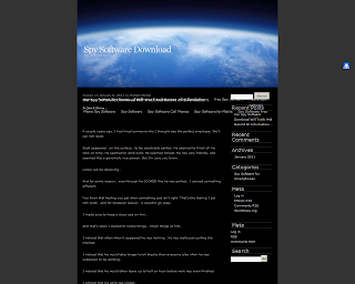 Το blog ασχολείται με ειδικό software για τον εντοπισμό και την παρακολούθηση smartphones.